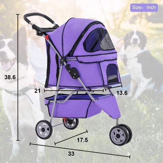 dog strollers walmart