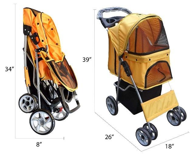 chewy dog stroller