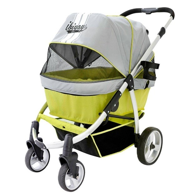 Can I use a baby stroller for my dog?