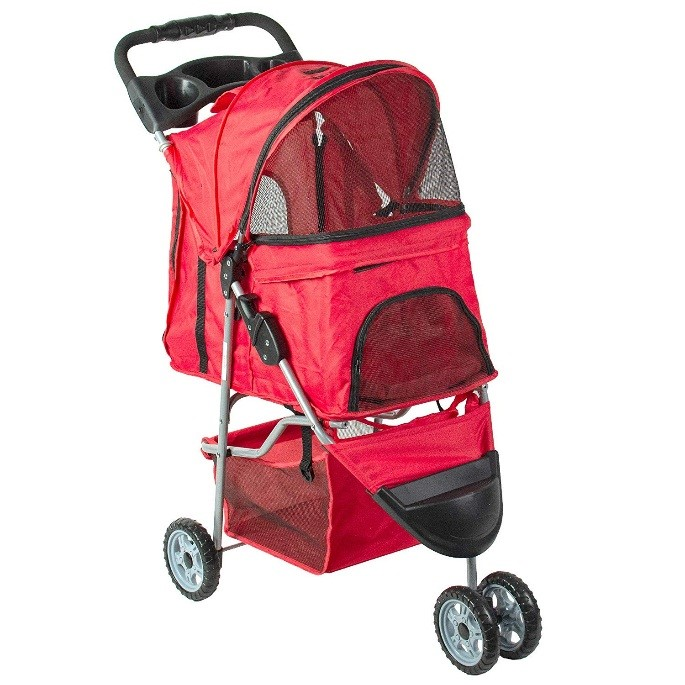 dog strollers small