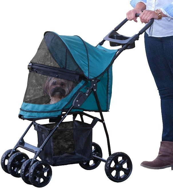 best dog strollers for small dogs