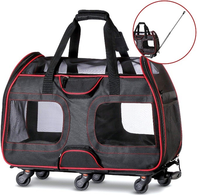 airline approved pet carriers in cabin