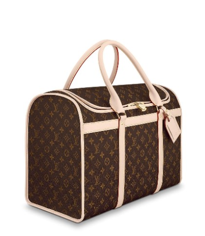louis vuitton pet carriers