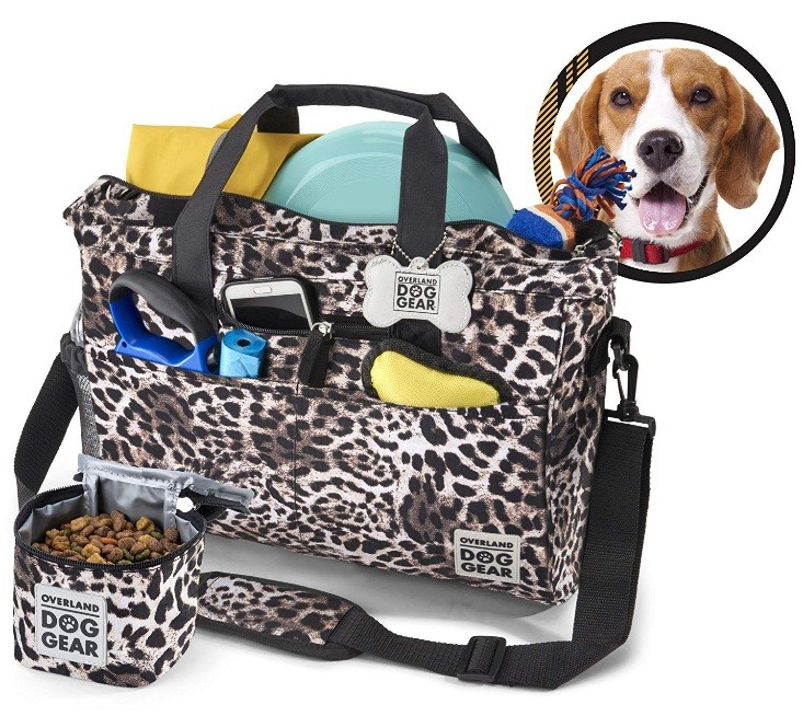 best rated dog travel bag