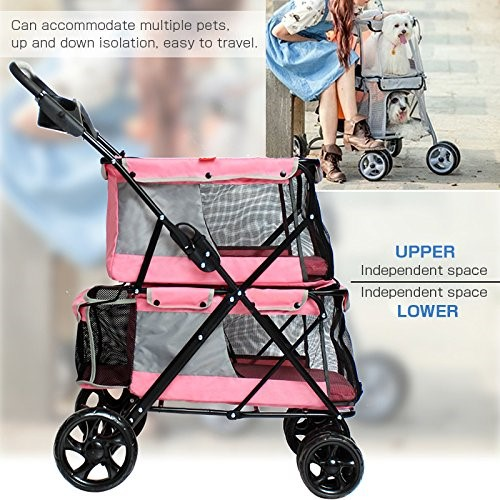 best multiple dog stroller