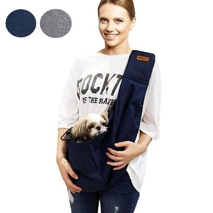 how do you use a dog sling