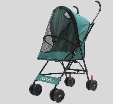 lightweight dog stroller