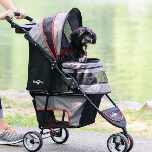 lightweight pet stroller