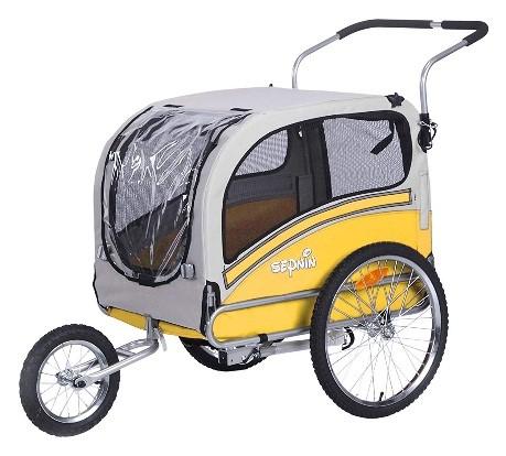 used per stroller
