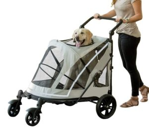 best dog stroller for large dog