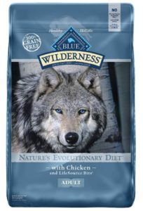 blue wilderness husky food