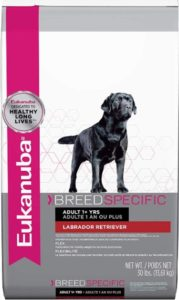 best dog food for labs 2019