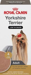 best dog food for picky yorkie