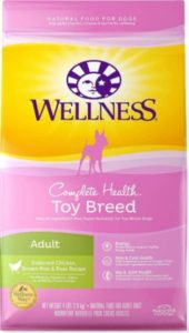 wellness complete health small breed natural