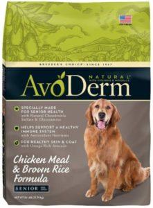 best dog food for golden retriever 2020