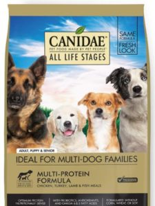 CANIDAE All Life Stages Premium Dry Dog Food with Whole Grains