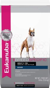 Eukanuba Breed Specific Boxer Dry Dog Food 30 lb