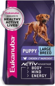 dog food for great dane puppies
