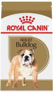 best dog food for english bulldogs 2020