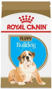 royal canin bulldog food