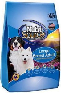 top rated dog food for great dane