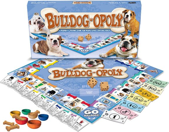 Late for the Sky Bulldog opoly